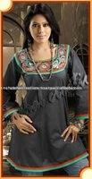 New design ladies cotton kurti