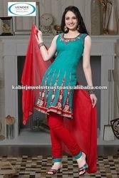 Fashion designer salwar kameez