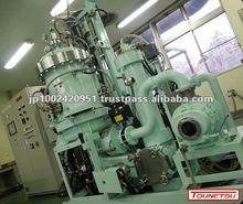 Vacuum atmosphere furnace for metal heat treatment