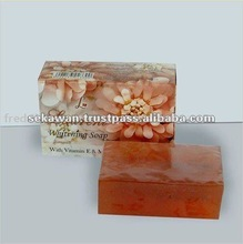 Babies Antiseptic Fruit Transparent Soap