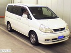 NISSAN SEREENA WHITE H13 2L 103KKM AT