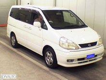 NISSAN SEREENA WHITE H13 2L 103KKM AT