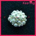 Artesanías hechas de perlas con prendas de vestir para accessorieswbk- 973