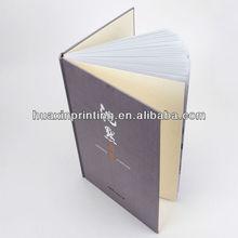 matte art paper/light paper book