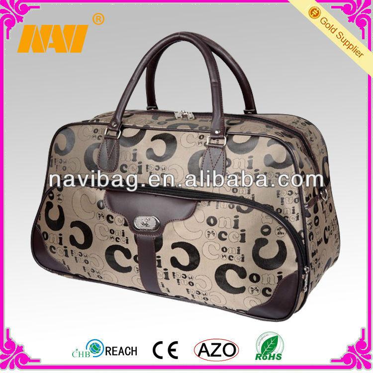 nylon tote new design travel duffel bag(NV-TB199)