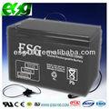 Sla baterías 12 v 12AH batería de la bicicleta eléctrica 12 v 12AH