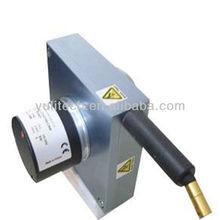 Alta precisión de posición lineal / Sensor de desplazamiento, 8000 mm absoluta medida Sensor de carrera