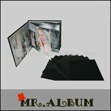 photo album hot melt sheet & flush mount albums