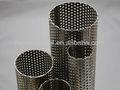 304 de aço inoxidável perfurado folha de metal para fabricações