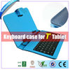 "7"" tablet case with keyboard Micro Mini USB keyboard 7/8/9/9.7/10 inch"