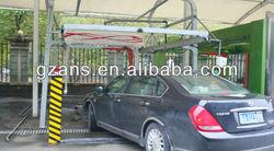 Automatic Touchless Car Wash Machine