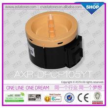ASTA DP105 toner developer for xerox DocuPrint EXP105