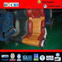 Ergonomics Design BOCHI Aluminum Stand Marine Fixed Passenger Seats