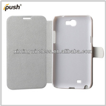for Samsung Galaxy Note2 pattern leather case
