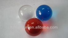 transparent ball/small clear plastic balls