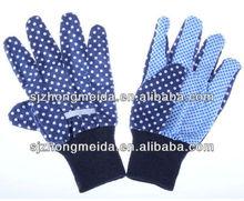 Cotton Work Canvas Gloves/Garden Gloves, safety working glove