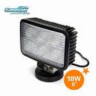 SM6188 12V Waterproof Led Lights Car Headlight Lamp Electric Works