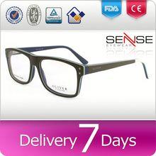 titanium eyewear frames circular 3d glasses zero g eyewear