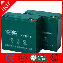 XUPAI Battery golf cart battery tester 110 ah leisure battery QS CE ISO