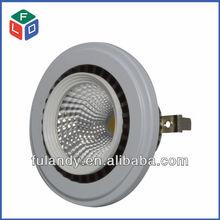 led display/dimmable gu10 led ar111