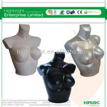 female half bust skin with big breast