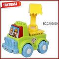 construção de brinquedos do carro elétrico