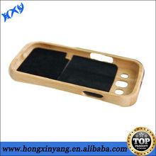 Custom wood case for samsung galaxy s4 i9500