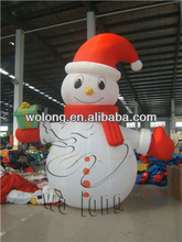 Inflatable advertising snowman/inflatable advertising products