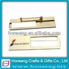 High Quality Engraved Custom Metal Jewelry Tags