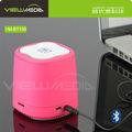 2013 receptor de áudio bluetooth 3.5mm jack para mini portátil bluetooth speaker com rádio fm vm-bt109
