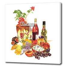 Paintings of fruits and vegetables modern decor art printed on canvas for sale