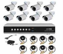 8CH DVR CCTV KIT