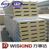 PU sandwich panel,prefabricated house for construction site