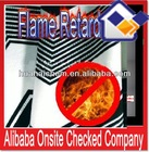 new flame retardant 2013 sport product agents