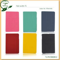 "Stylish ice cream colors case,colorful stylish mobile housing,stand flip cover for Ipad Mini""original"