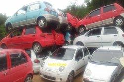Matiz Daewoo Chevrolet Spark