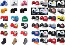 100% Cotton kids basketball caps custom