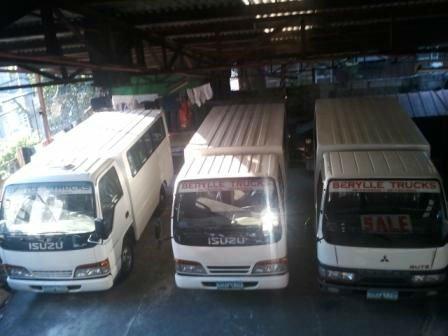 Trucks For Sale FB AUV Passenger Trucks