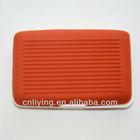 Silicone smart wallet