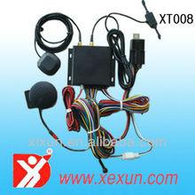 XT008 SOS alarm gps temperature sensor fuel