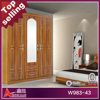 W983 hot-selling and modern KD grand furniture bedroom