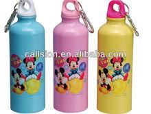 Different capacity aluminum bottle wholesale