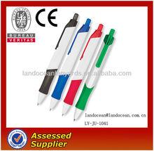 Rubber Barrel Promotional Cheapest Plastic Pen for Sale