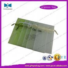 Eyelash Cheap Organza Bag with Drawstring