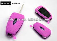 High Quality Silicone Car Key Cover