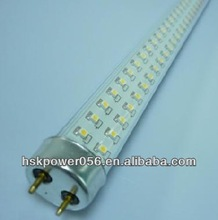 external /outer driver T8 Led Tube Lamp 150cm 1200mm 28w 24w warm white pure white color Epistar SMD led t8 tube Energie