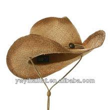 golf cowboy straw hat