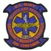 U S Navy Emergency Medical Technician Badge