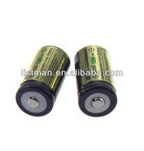 rechargeable battery 3.7V 1200mAh li ion imr 18350 battery