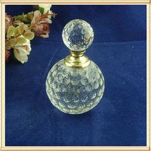 Round Shaped Crystal Wedding Perfume Bottles